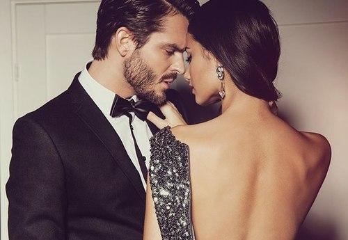 Действие феромонов -- влюблённые